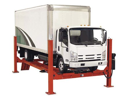 Hunter Drive On - ALIGNMENT LIFTS RACKS