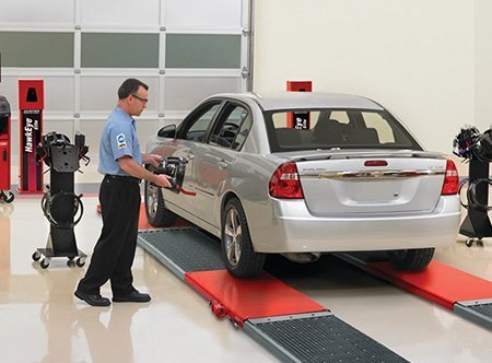 Inspection Lanes by Hunter - ALIGNMENT AND WHEELS