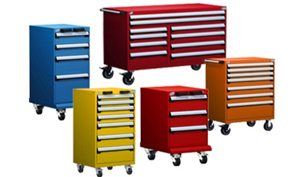 Mobile Toolboxes - Stationary and Mobile Toolboxes