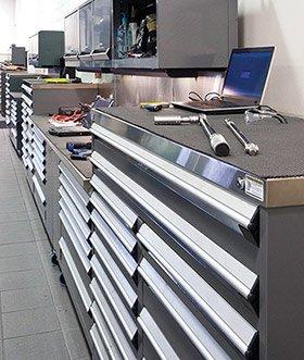 Module tech work centers2 - Technician Work Centers