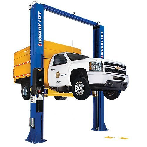 SPO16 Chevy Truck - HEAVY DUTY LIFTS