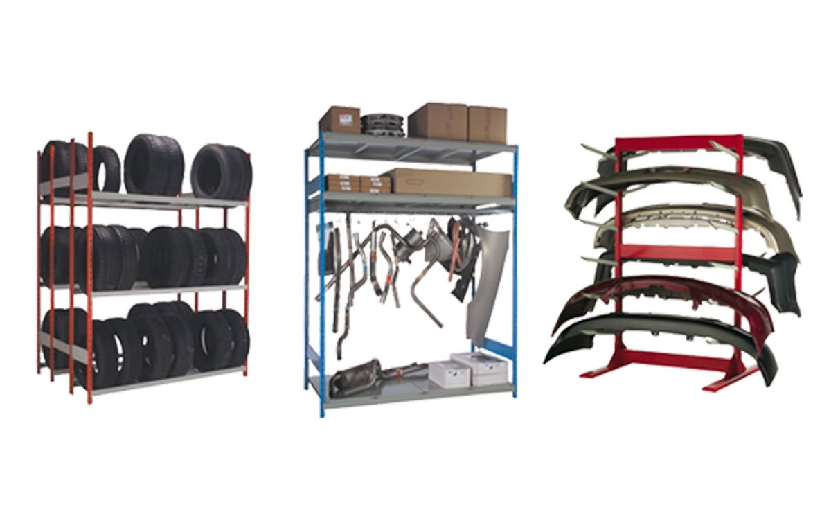Specialized Storage - Tools and Parts Storage