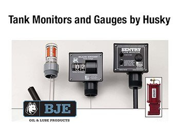 Tank Monitors and Gauges by Husky - FLUID MANAGEMENT