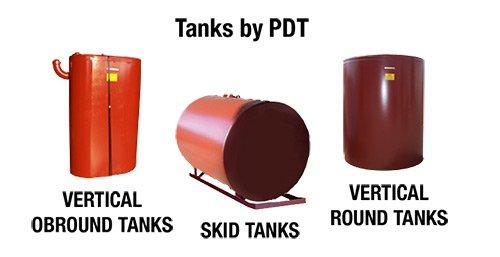 Tanks by PDT - FLUID MANAGEMENT
