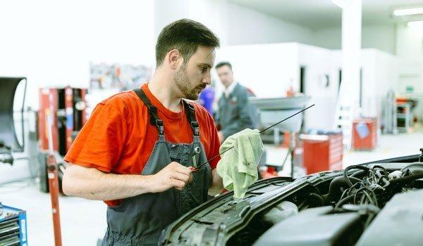 Vehicle Inspection - FLUID MANAGEMENT