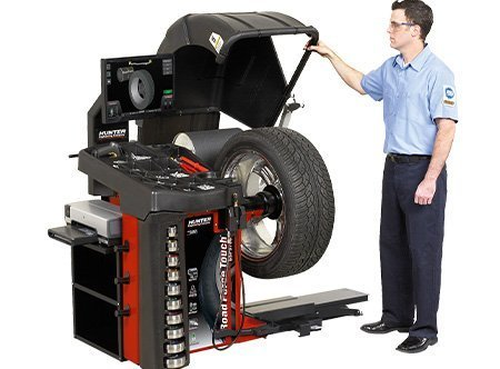 Wheel Balancers - ALIGNMENT AND WHEELS