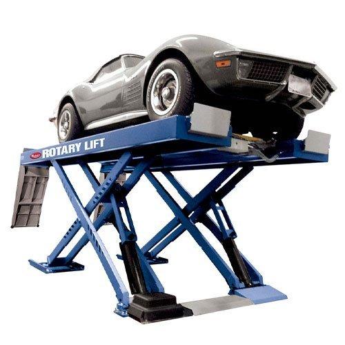 X14 Scissor Lift with Corvette - LIGHT DUTY LIFTS